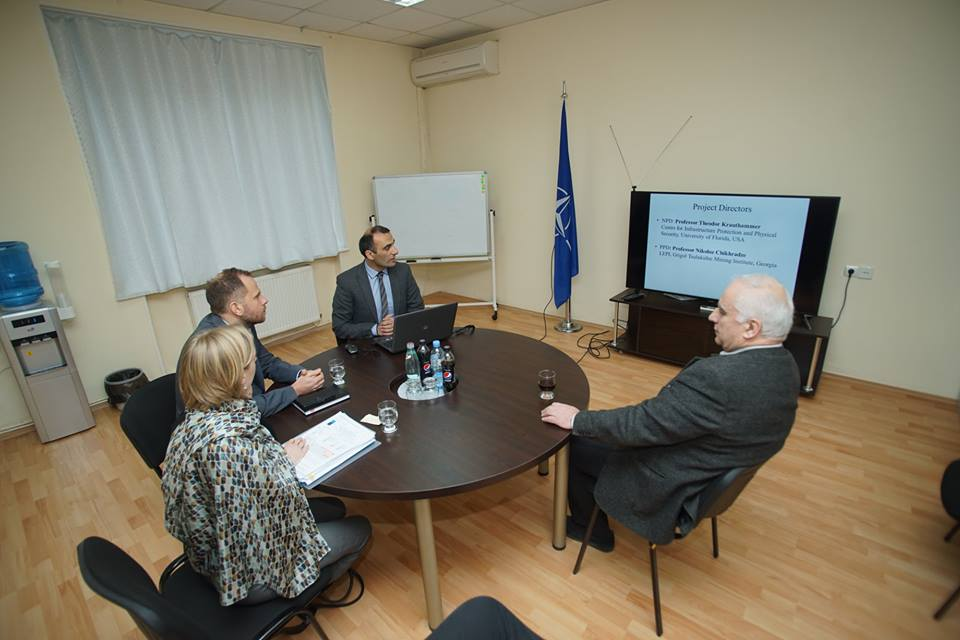 They highlighted the results of the implemented research and expressed the  deepening of the Institute s cooperation in the NATO scientific programme. 558fb577126